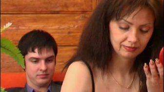Rus güzele karavan süprizi