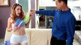 Minyon Kızı Yalnız Başına Yakalayınca Sikmeden Duramadı